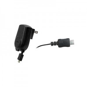 Sprint HTC Evo 4G Micro-USB Retractable Travel Charger